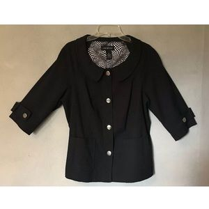Lane Bryant Black Blazer/Jacket size 14